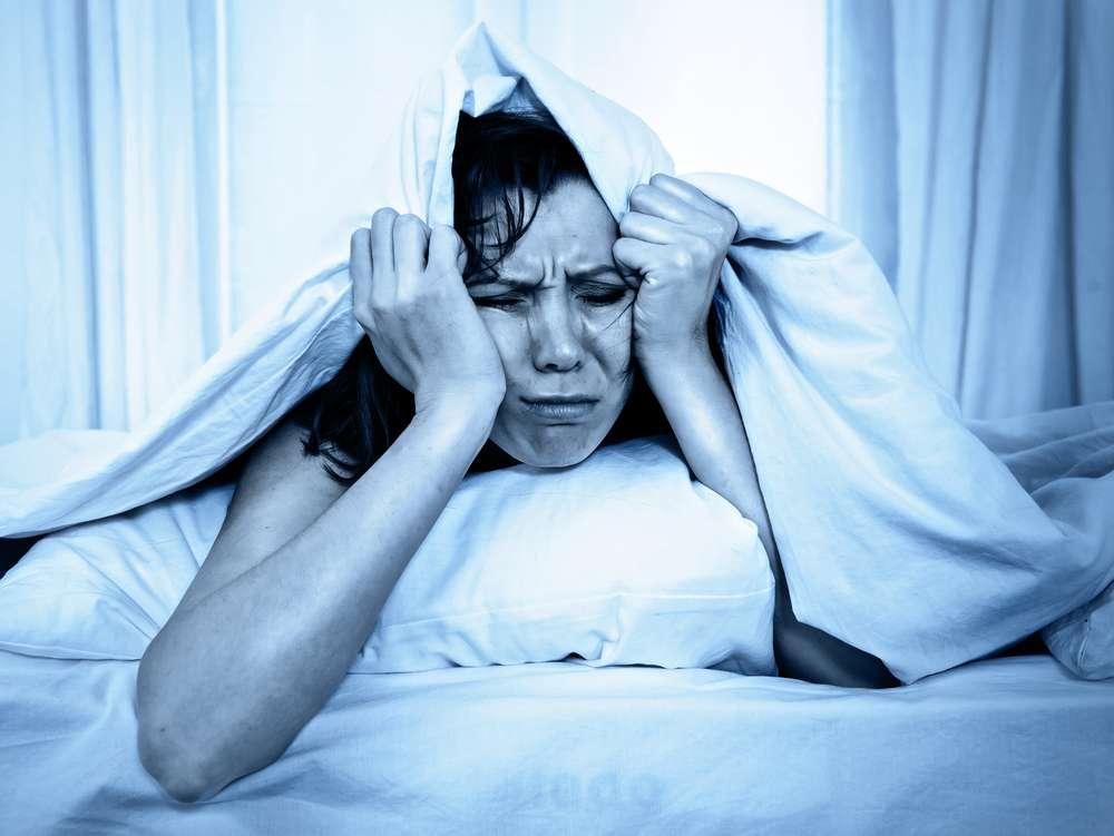 Отчего возникает ночная бессонница – средства для хорошего сна по ночам